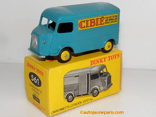 Dinky Toys France 1200Kgs fourgon