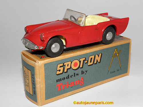 Spot On SP250 cabriolet
