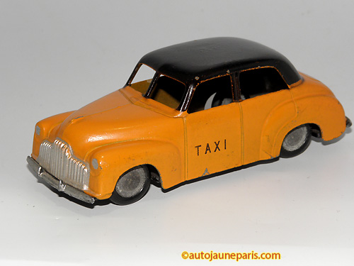 Micro Models type 1 berline taxi