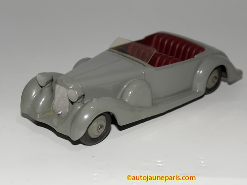 Dinky Toys GB cabriolet 4 places version exportation