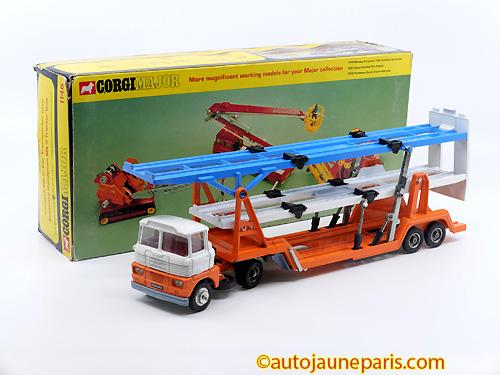 Corgi Toys Handyman MK V tracteur semi remorque porte autos à 3 étages