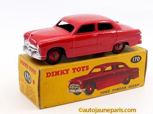 Dinky Toys GB Fordor unicolore