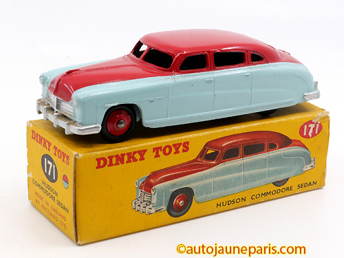 Dinky Toys GB Commodore