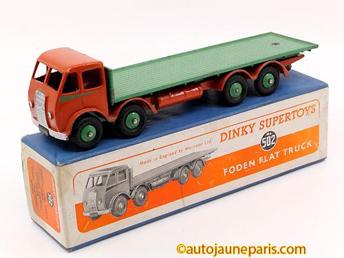 Dinky Toys GB MK1 plateau
