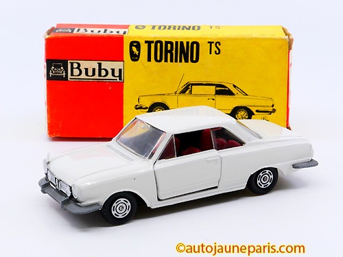 Buby Torino TS Renault